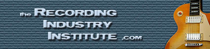 Recording Industry Banner